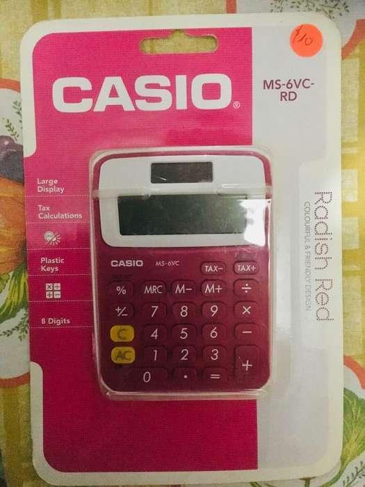 <strong>calculadora</strong> Solar Casio