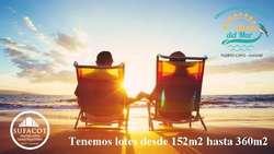 INVIERTA EN EL FUTURO DE SU FAMILIA / CON 100USD DE ENTRADA LOTES URBANIZADOS EN PUERTO CAYO / S3