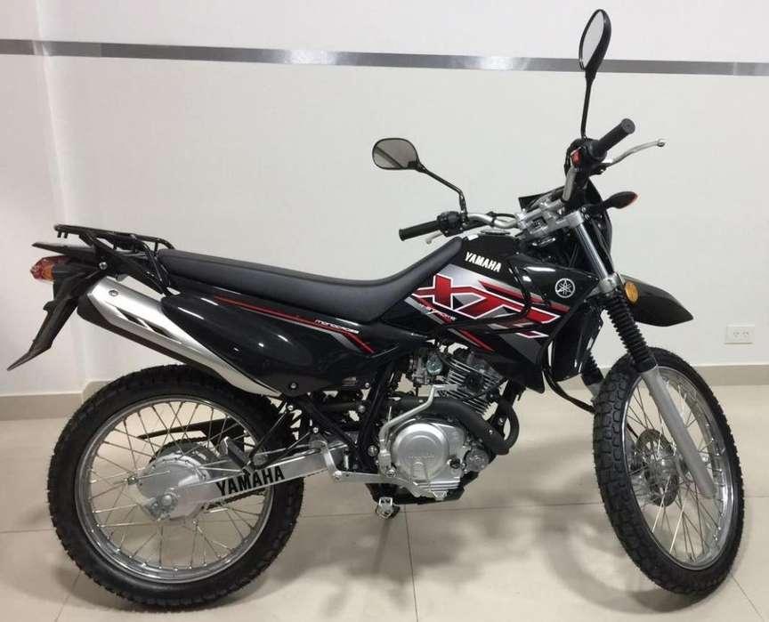 Yamaha Xtz 125 0 Km Enduro Cross Trail Nueva Okm Xr 999motos