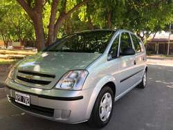 Chevrolet Meriva 2011 full Gnc