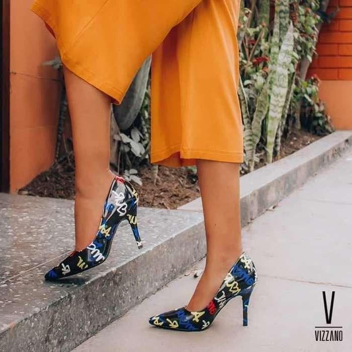 Stilettos Vizzano talla 35