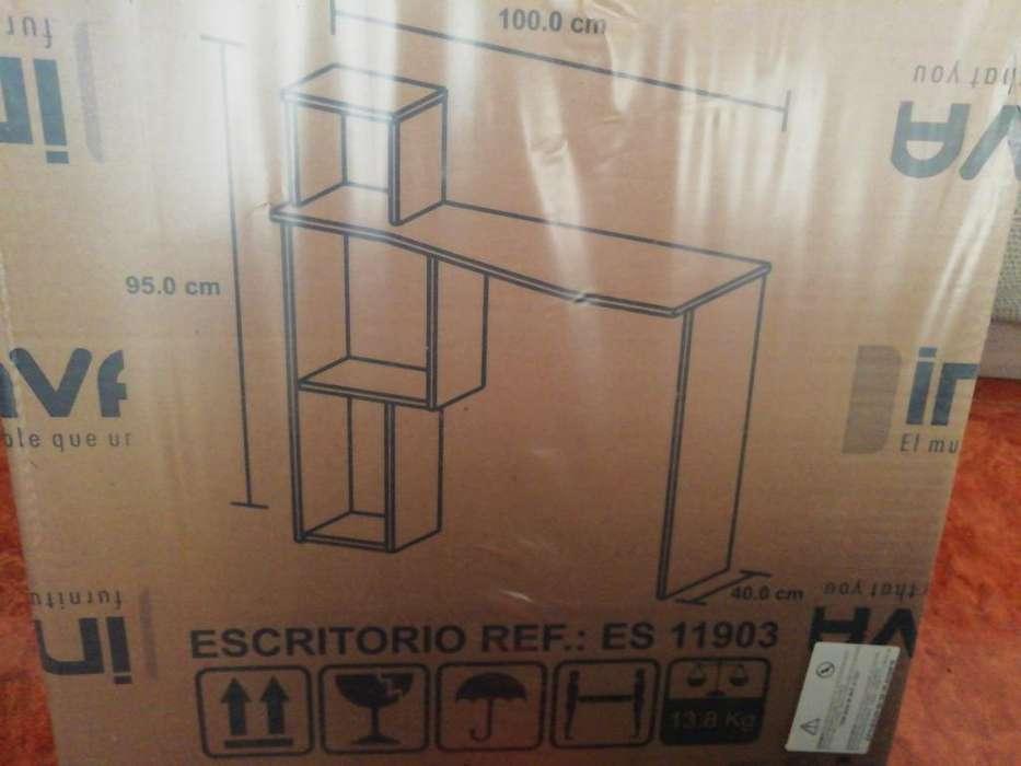 <strong>escritorio</strong> ¡nuevo sin Destapar!!