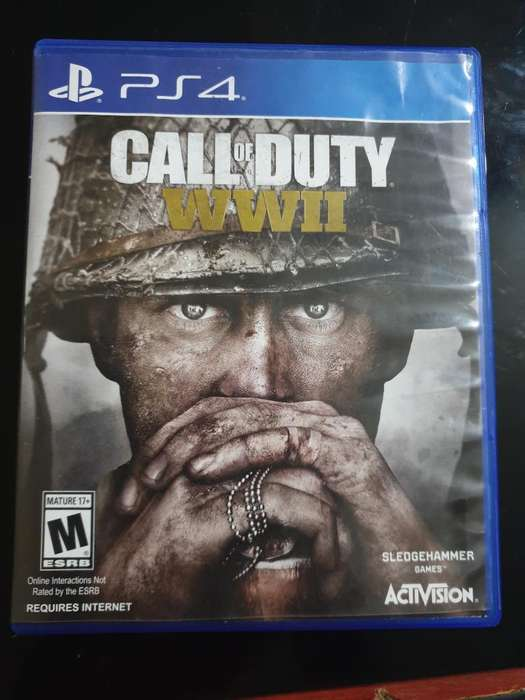 Vendo Juego de Play 4 Call Of Duty Ww 2