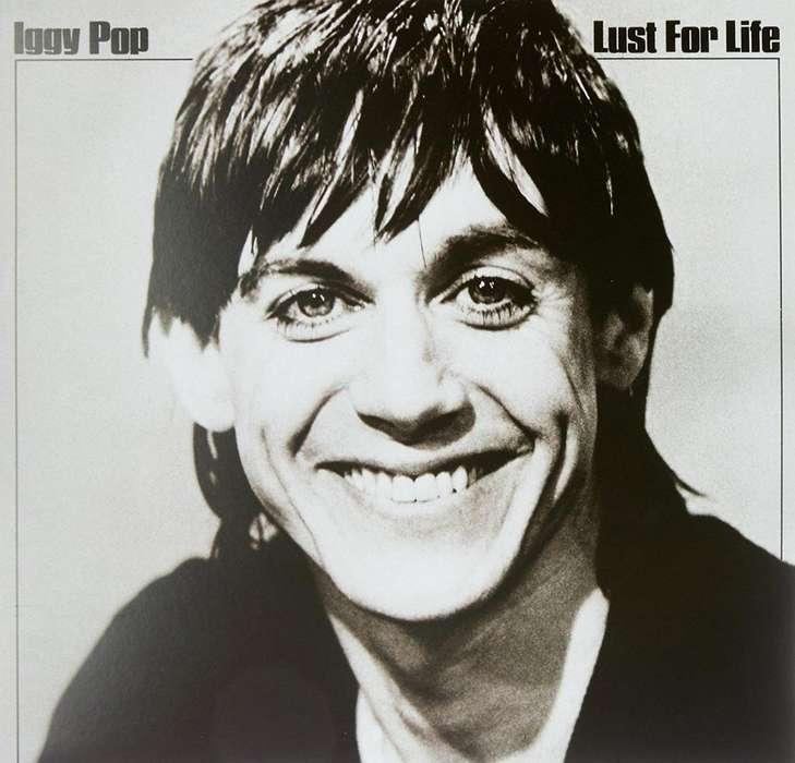Iggy Pop vinilo LP