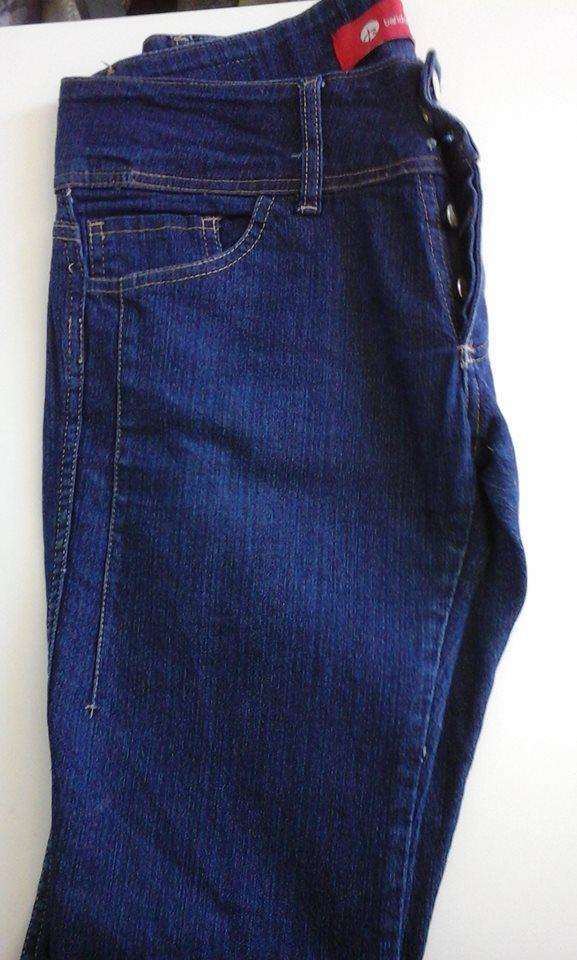 Jeans mujer,azul,talle 38,Impecable!!!