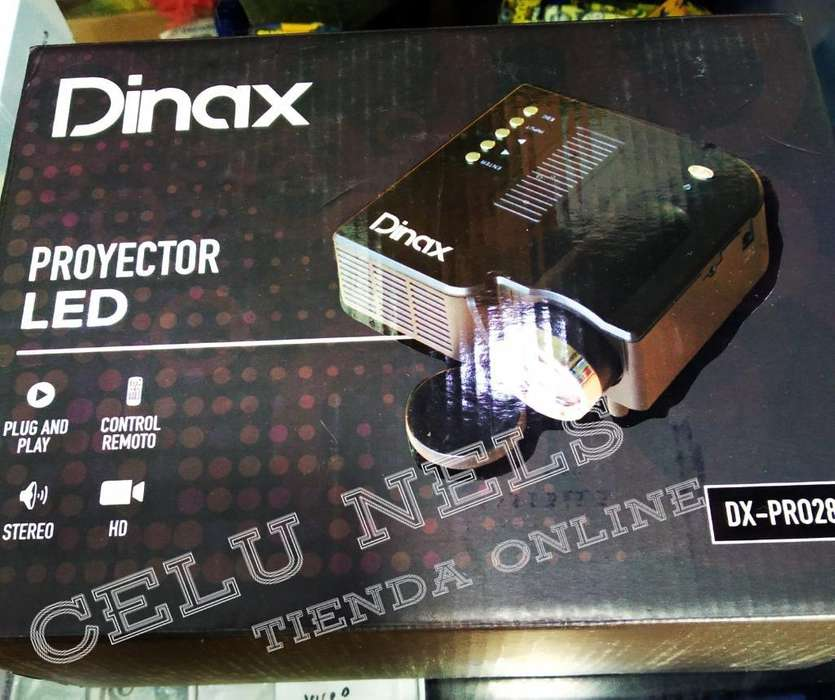 Vendo Proyector Dinax