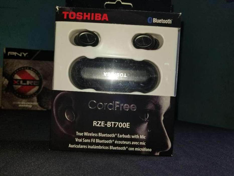 Audífonos Inalámbricos Toshiba
