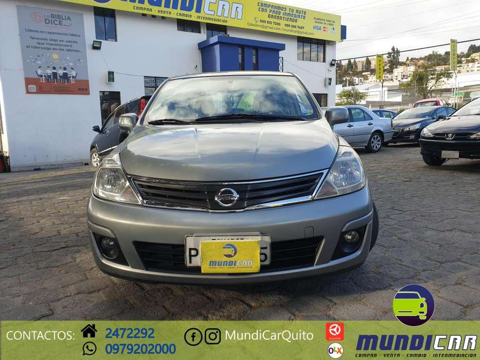 Nissan Tiida 2010 - 125000 km