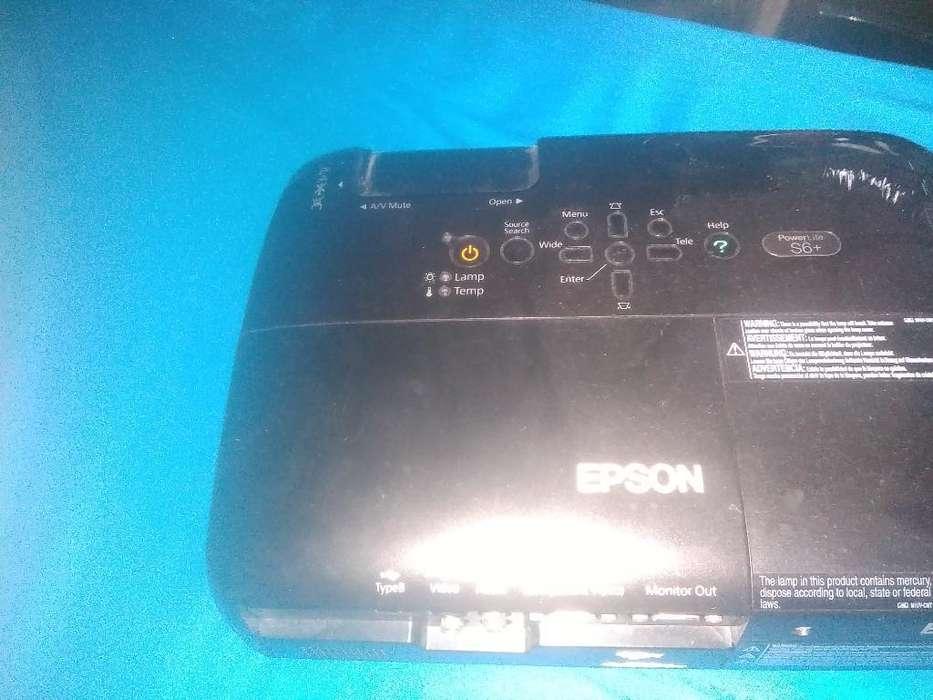 Video Proyector Epson Power Lite S6