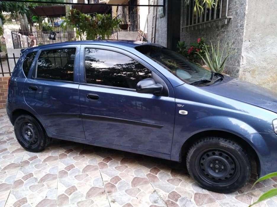 Chevrolet Aveo 2007 - 94000 km