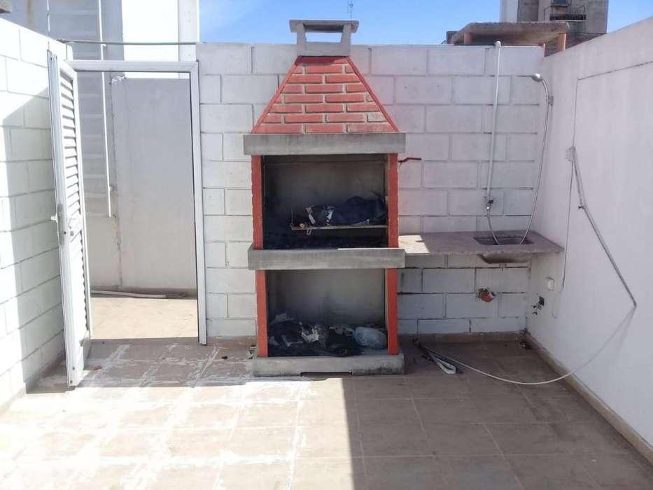 Lagos 524 Monoambiente eléctrico con Parrillero y Patio exclusivo