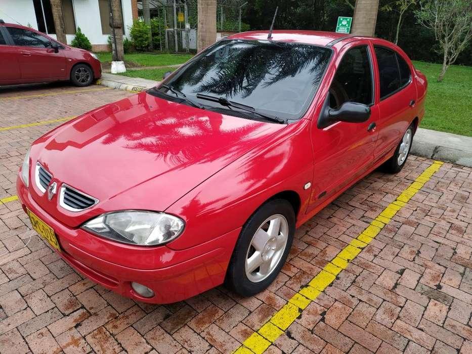 Renault Megane  2007 - 144000 km
