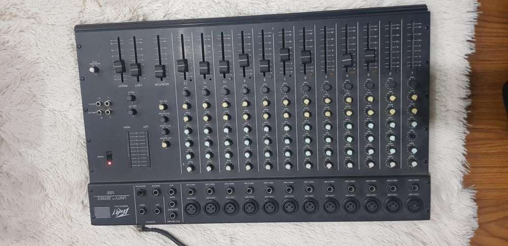 Consola Peavy Unity 10 Canales 6500