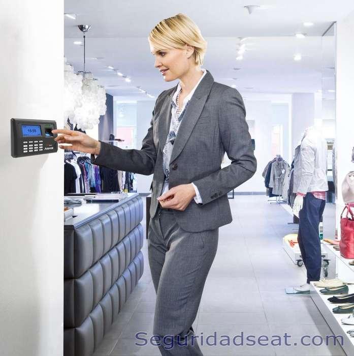 Sistema de Control de Entrada Salida para empleados Cali