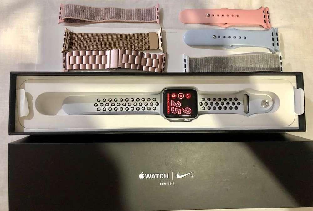 Apple Watch Nike Serie 3 - 42Mm