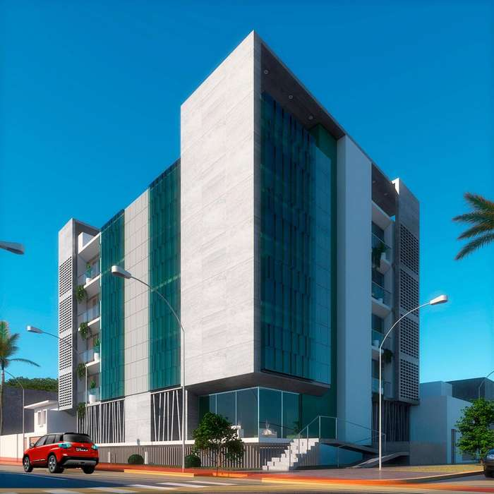 Proyecto Edificio Residencial Las Acacias ¡Lindos Departamentos en Pre Venta!