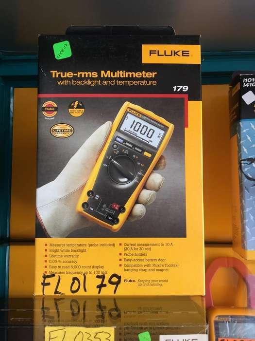 Multimetro Digital Fluke 179