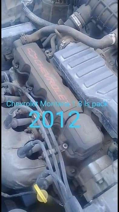 MOTOR ( CHEVROLET MONTANA ) 1.8