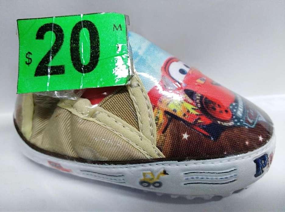 Zapatos para niños 17y20 Pat2030Ca Mira Mami