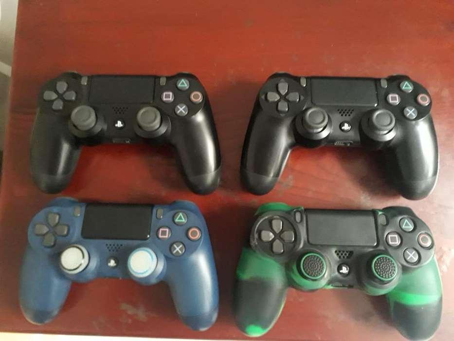Controles Ps4 2da Generacion