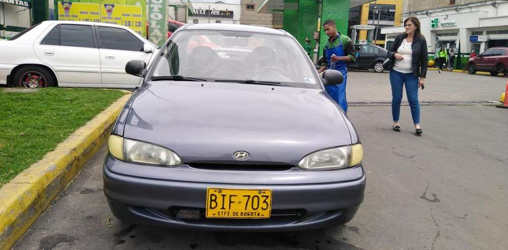 <strong>hyundai</strong> Accent 1997 - 166 km