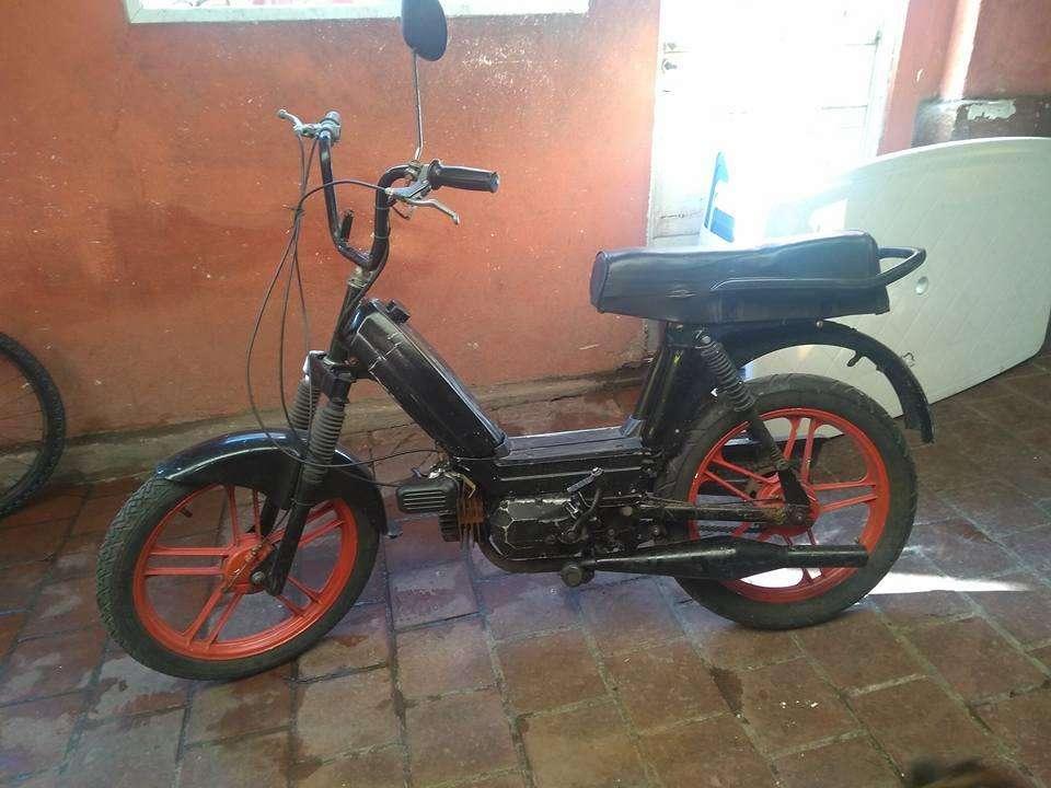 moto Garelly Noi 50cc