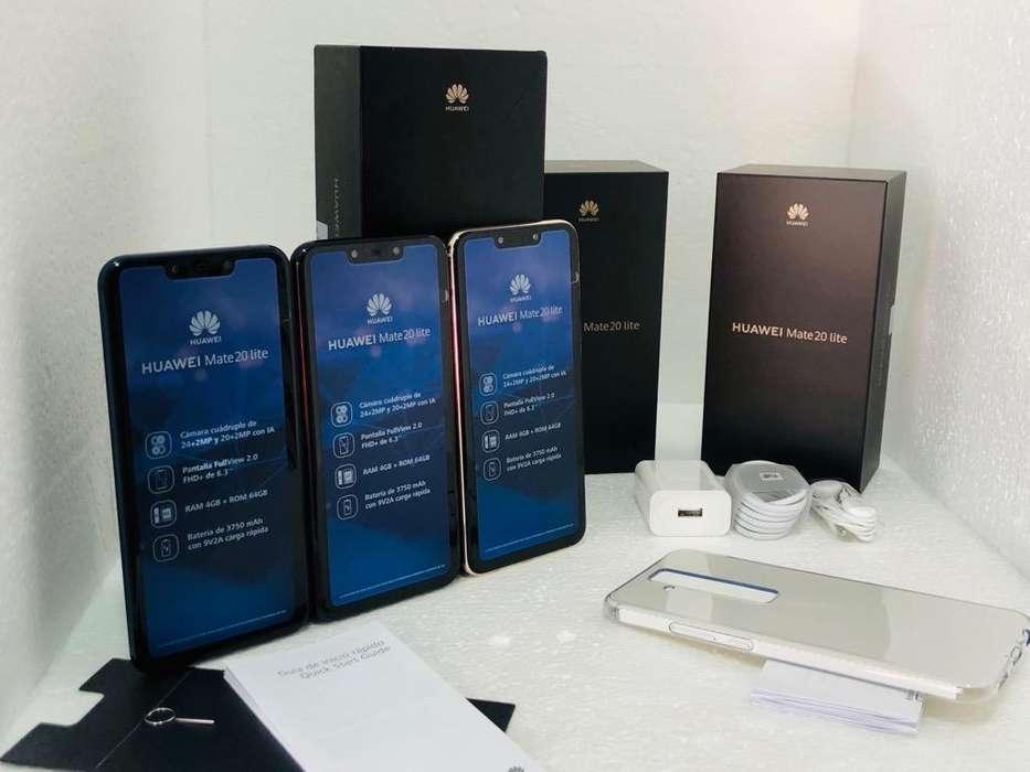 Huawei Mate 20 Lite 64Gb de Paquete