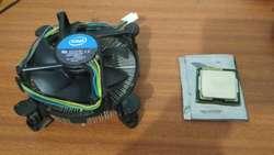 Core I5 2500k, 3.3ghz (3.7 Ghz)