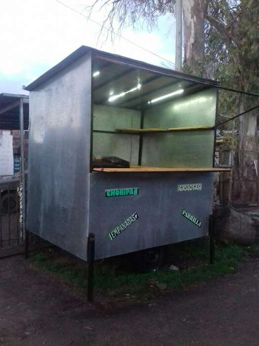 Food Truck , Listo para Trabajar