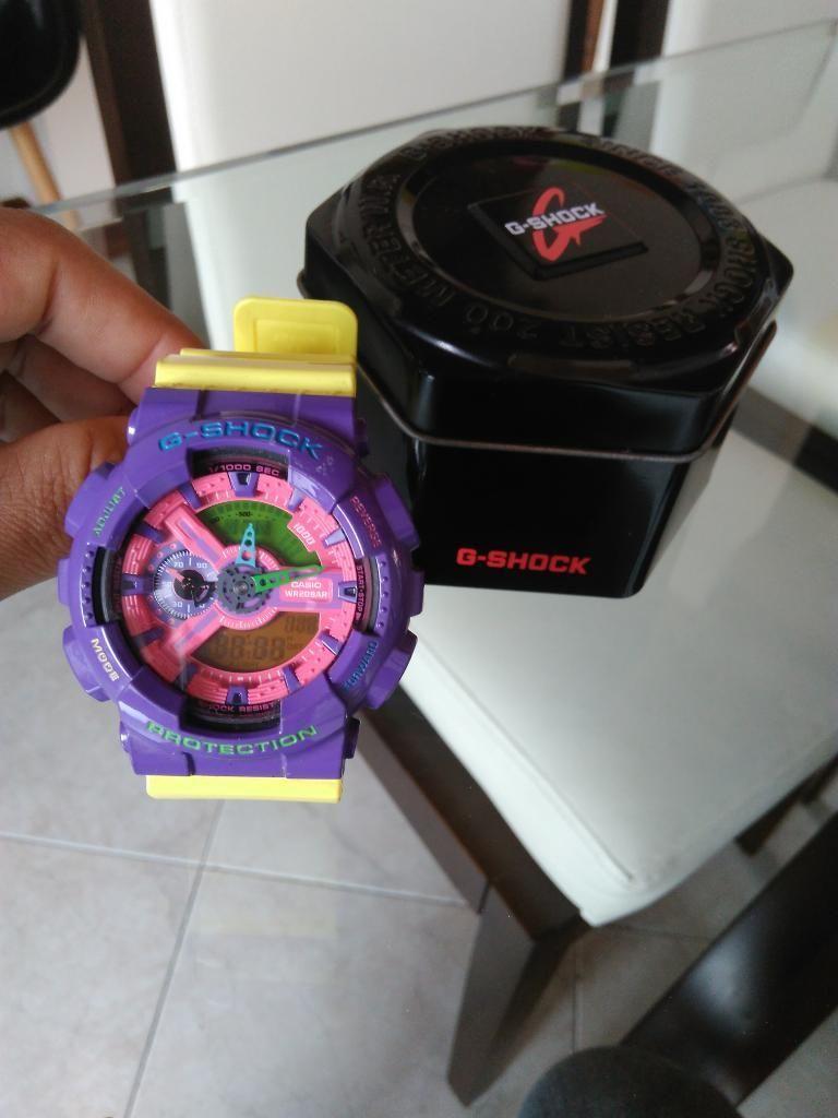 b49893c798fb Vendo Reloj Casio G Shock Lego - Medellín