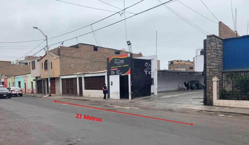 Local Comercial de 820 m2. Trujillo