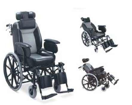 <strong>silla</strong> de ruedas neurologica tipo Carro Basculante y Reclinable