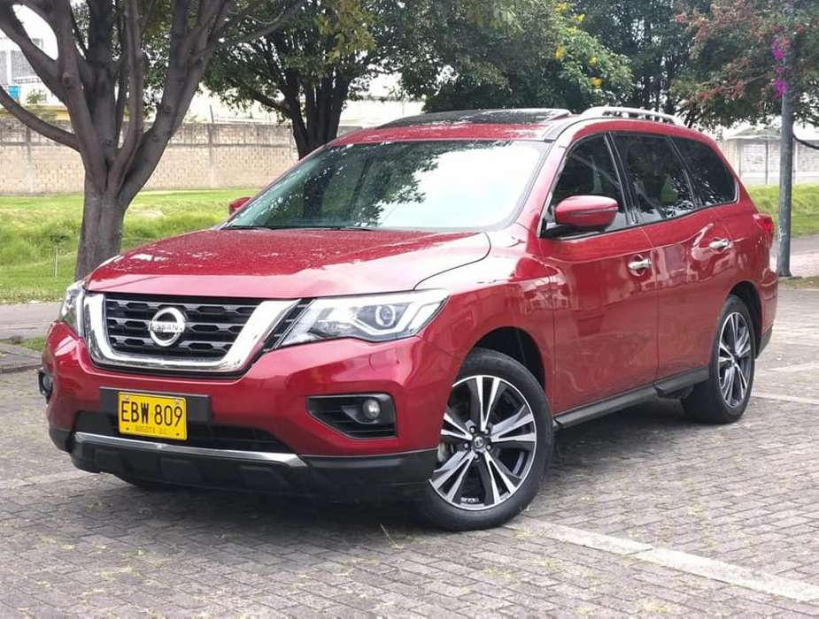 <strong>nissan</strong> Pathfinder 2017 - 29400 km