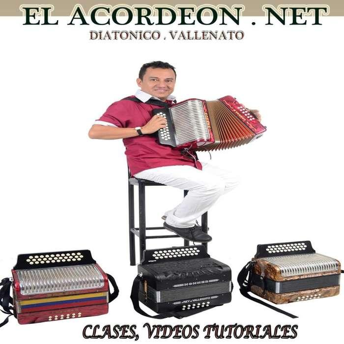CLASES DE ACORDEON, VALLENATO, CUMBIA Y NORTEÑO.