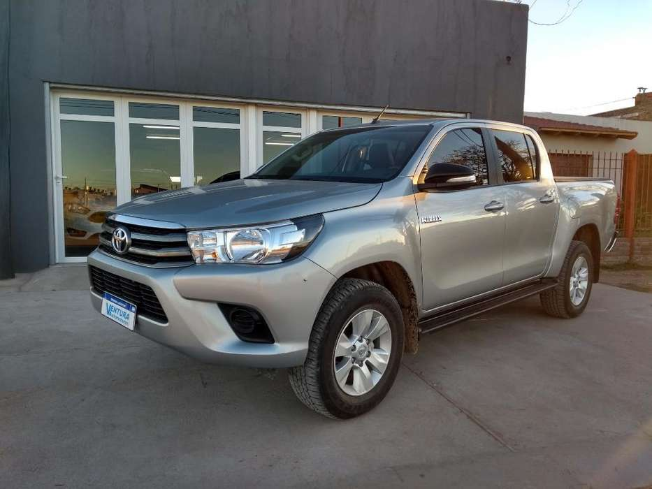 Toyota Hilux 2017 - 37000 km
