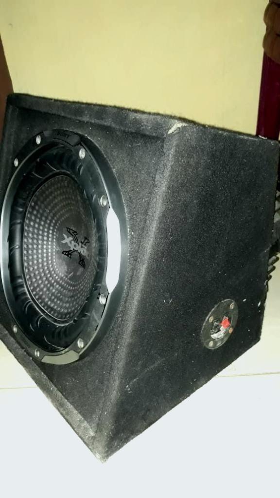 Amplificador de 600w Más bajo de 1200w