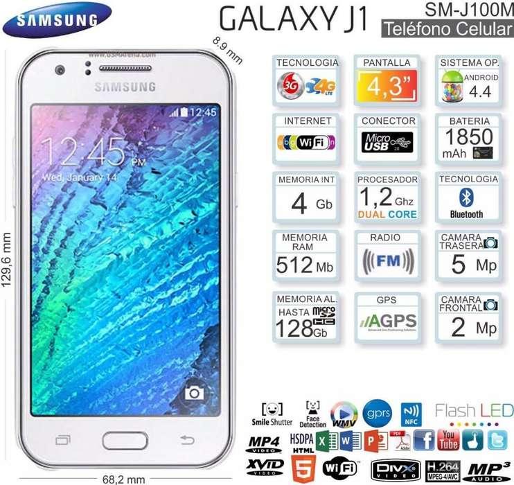 Samsung Galaxy J100 Blanco
