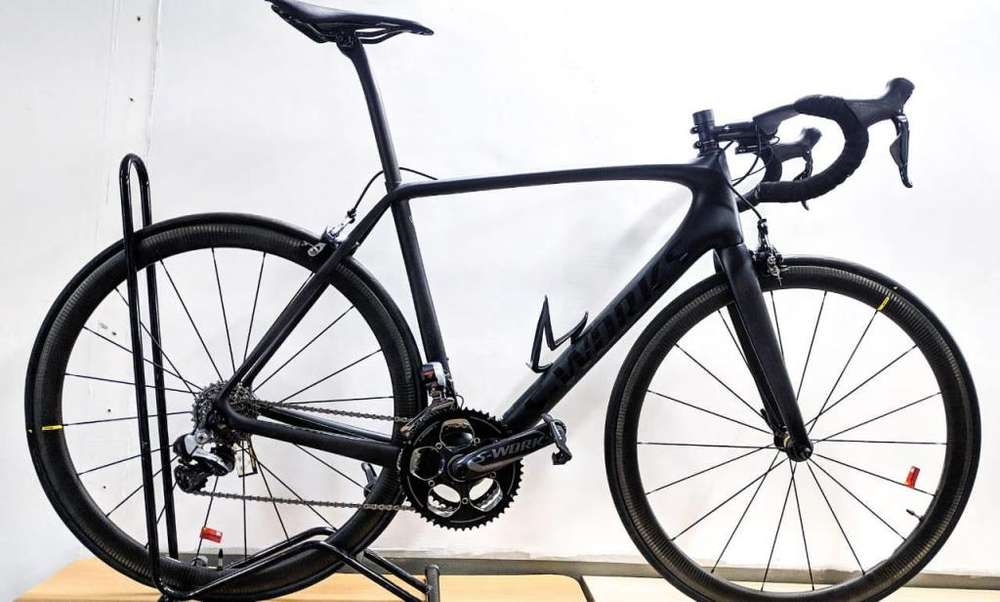 Bicicleta Specialized S-Works Carbon - Talla 56