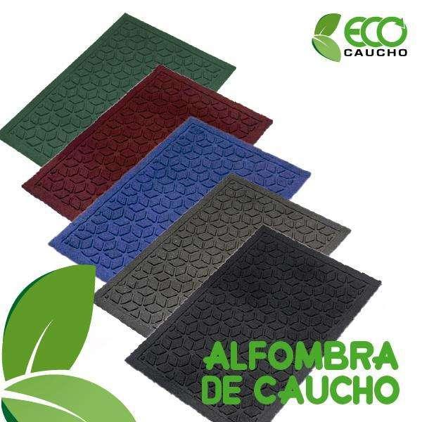 <strong>alfombra</strong> de Caucho Rodapié Ecológico