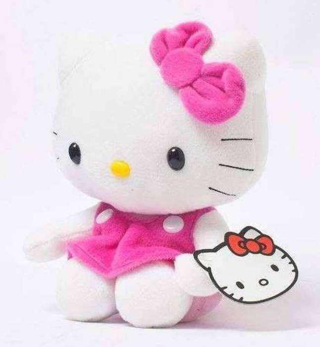 Peluche Hello Kitty Gigante