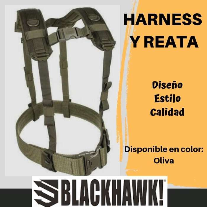 Harness Y Reata Marca Blackhawk