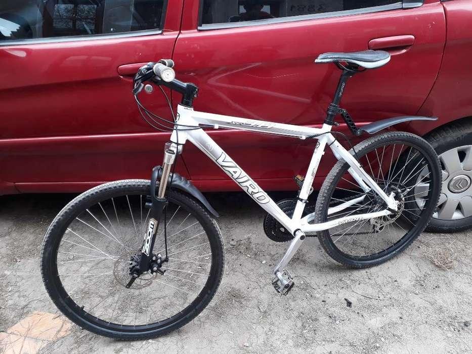 Bicicleta Vairo 3.8 R26 Talle M