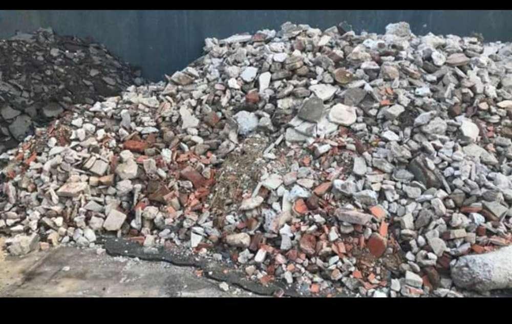 Regalo Escombros en Crespo para Retirar