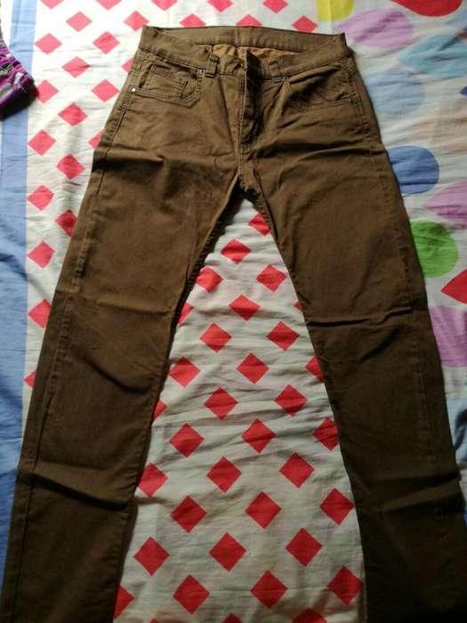 Pantalon Lee Hombre