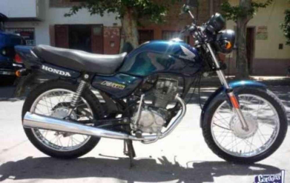 Vendo Honda Titan 125 Ks