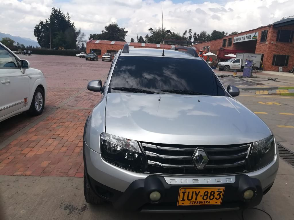 Renault Doster 2016