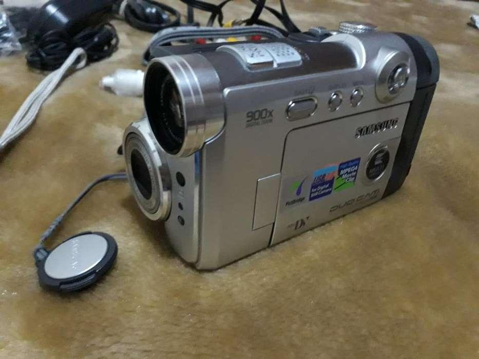 Camara de Video Samsung Y Sony