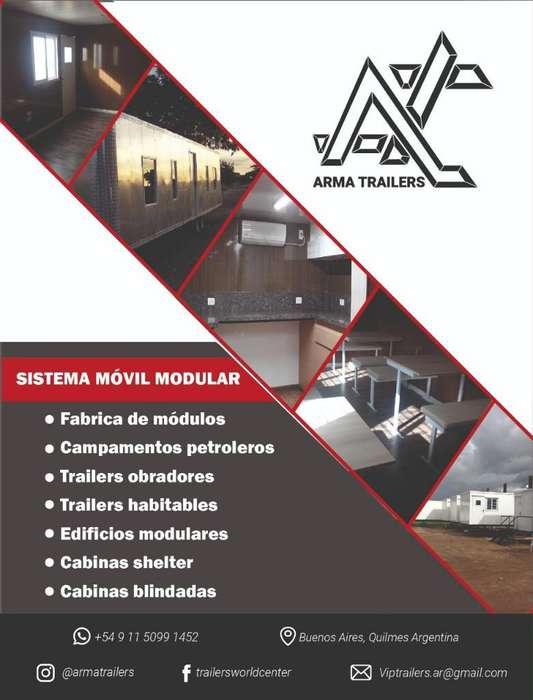 Fabrica de Trailers Obradores Petroleros