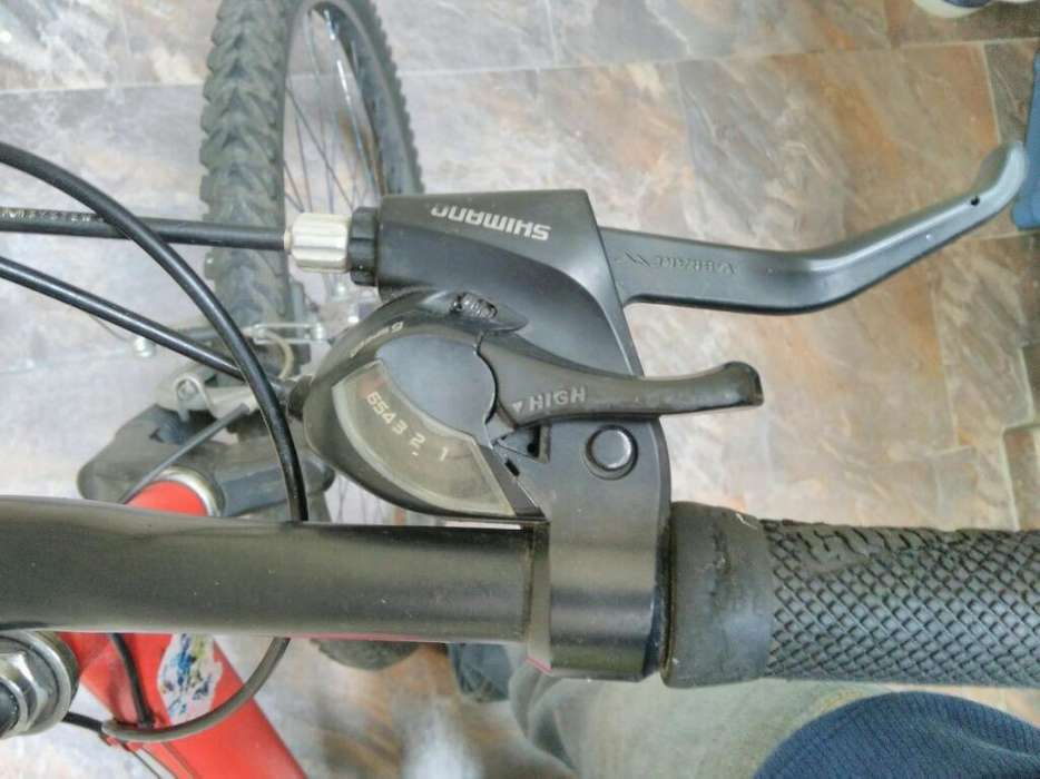 Bicicleta Tt Transmisión Shimano Rin 26