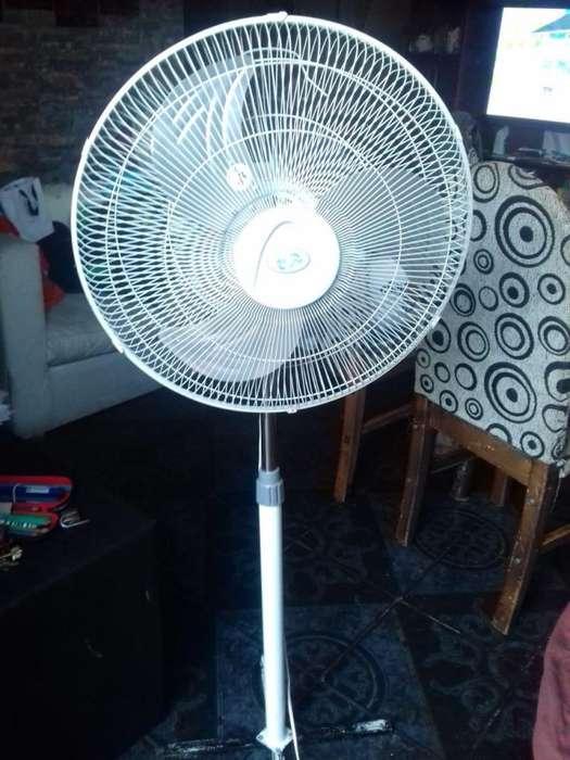 Vendo ventilador usado 1700
